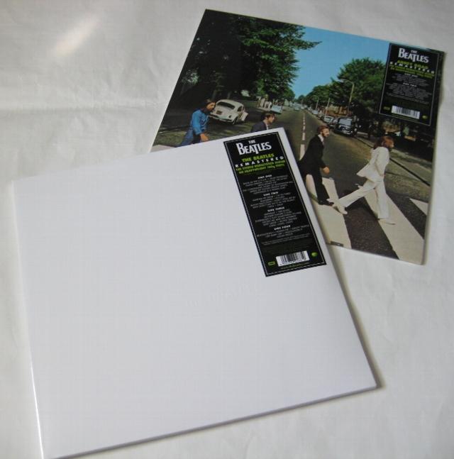 今回はAmazon.co.jpから届いた2枚のタイトルのうち『ホワイト・アルバム』を取り上げましょう。